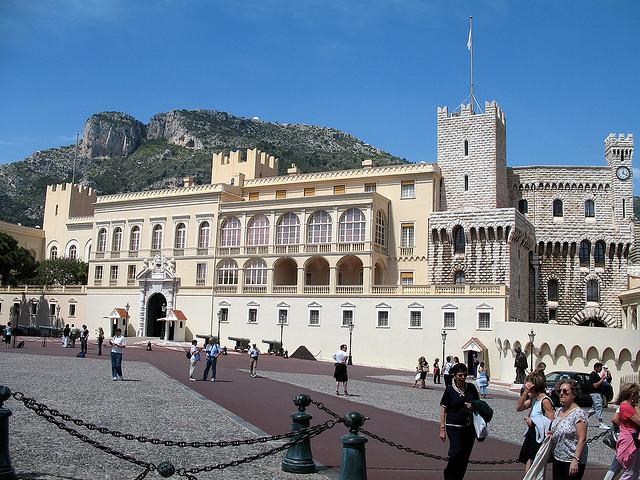 Monaco-Ville Palace