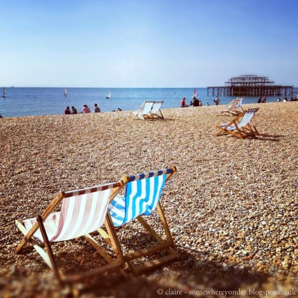 Sunny Brighton - UK 1