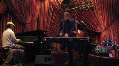 Roman Skakun at Irvin Mayfield's Jazz Playhouse