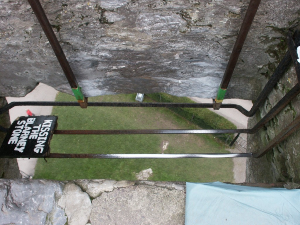 kissing-the-blarney-stone