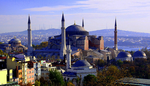 turkey-hagiasophia