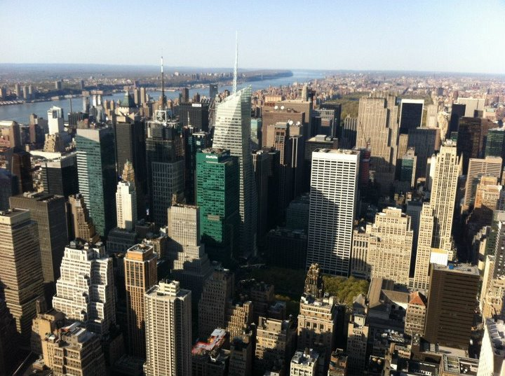 view-from-empire-state-building