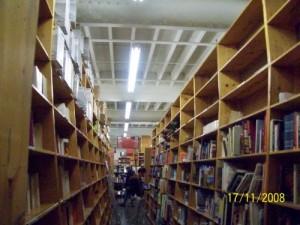 Pow Powell's Books Portland