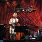 Johnaye Kendrick at Irvin Mayfield's Jazz Playhouse