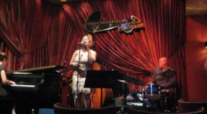 Johnaye Kendrick at Irvin Mayfield's Jazz Playhouse